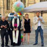 Cuore Amico batte sempre più forte: emozioni e sorrisi in Piazza Duomo