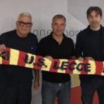 Lecce, Stefano Trinchera è il nuovo direttore sportivo