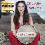 """Stella Grande in concerto al """"Paradiso"""" di Novoli nel segno della tradizione popolare"""