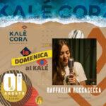 Raffaella Roccasecca live al Kalé Cora Beach