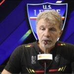 """Post match Lecce-Alessandria, Baroni : """" Bravi a crederci fino alla fine. Rodriguez? calciatore importante"""""""